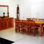 Dining Room: Rectangular with Block Foot