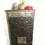 Accessories: Wooden Pot