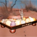 Accessories: Wooden Tray