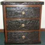 Bedroom Suite: Pedestal 3 drawers