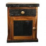 Bedroom Suite: Pedestal with 1 drawer & door