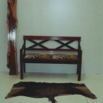 Benches: 2 Seat Cross Bench