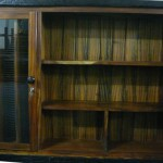 CD and Bookcase