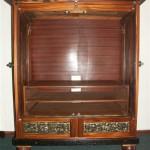 Cabinets: 2 Door slide in tv unit