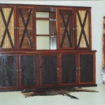 Cabinets: Buffet and Cabinet