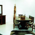 Dining Room: African Rectangular with IBase