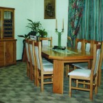 Dining Room: Alzaan Dining Room Suite and Buffet