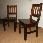 Dining Room: Plain chair