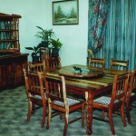 Dining Room: Square Table