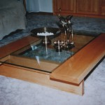 Sitting Room Table: Modern Coffee Table (A)
