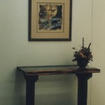 Tables: Hall Table