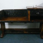 Tables: Telephone Table